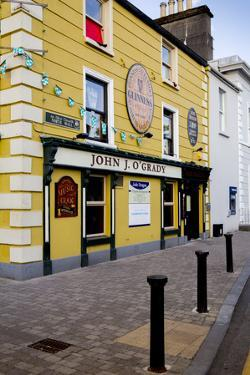 John J. O'Grady Pub in Westport by Tim Thompson