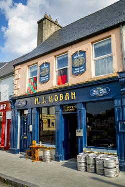 M.J. Hoban Pub in Westport by Tim Thompson