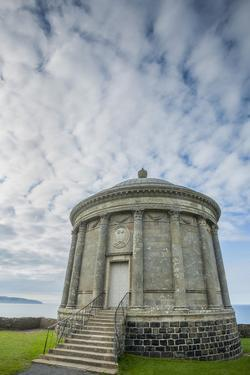 Mussenden Temple at Downhill Demesne by Tim Thompson