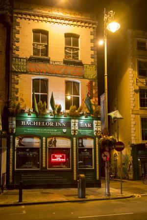 The Bachelor Inn in Dublin by Tim Thompson