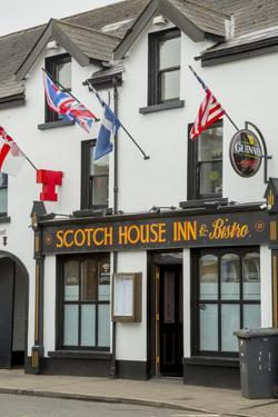 The Scotch House Inn and Bistro in Bushmills by Tim Thompson
