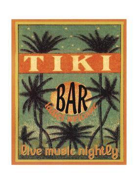 Tiki Bar by Tim Wright
