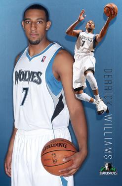 Timberwolves - D Williams 2011