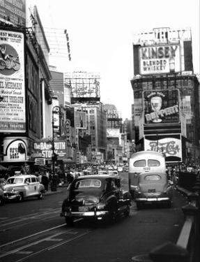 Times Square, New York City, c.1948