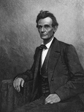 Abraham Lincoln by Timothy Cole