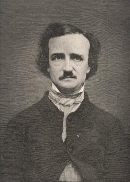 Edgar Allan Poe American Writer by Timothy Cole