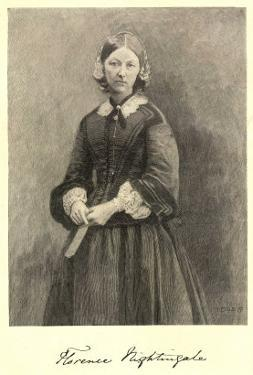 Florence Nightingale Nurse Hospital Reformer and Philanthropist by Timothy Cole