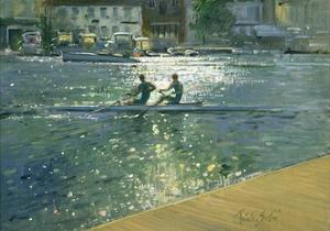Crossing the Light Break, Henley by Timothy Easton