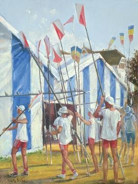 Returning the Blades by Timothy Easton
