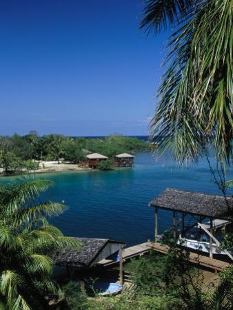 Anthony's Key Resort, Roatan, Honduras by Timothy O'Keefe