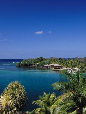 Anthonys Key Resort, Roatan, Honduras by Timothy O'Keefe