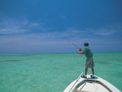 Bone Fishing, Grand Cayman