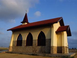 Chapel, Alto Vista, Aruba by Timothy O'Keefe