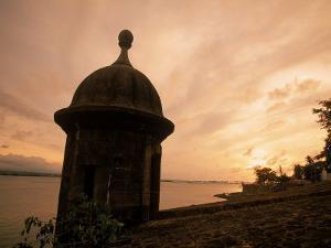 Fort San Cristobal, Old San Juan, Puerto Rico by Timothy O'Keefe