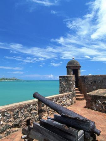 Fortaleza De San Felipe, Dominican Republic by Timothy O'Keefe