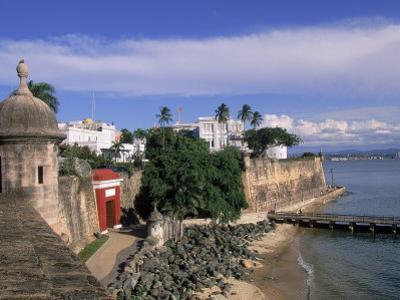 La Fortaleza, Old San Juan, Puerto Rico by Timothy O'Keefe