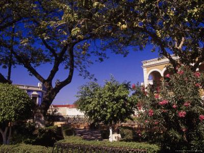 Main Square, Campeche, Mexico