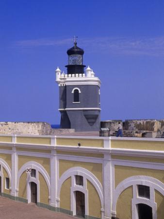 Old San Juan, El Morro Fort, Puerto Rico