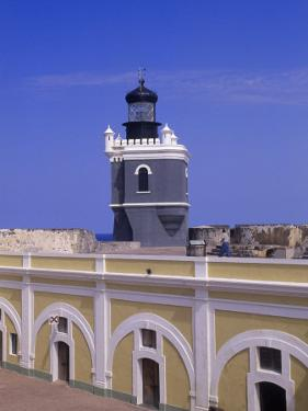 Old San Juan, El Morro Fort, Puerto Rico by Timothy O'Keefe