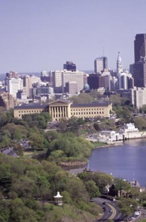 Schuylkill River, Philadelphia by Timothy O'Keefe