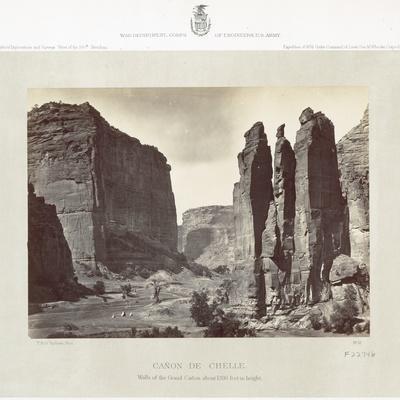 Canyon De Chelly, 1873