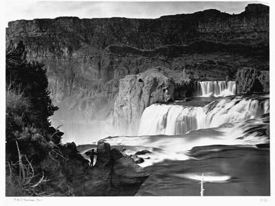 Shoshone Falls, Snake River, Idaho