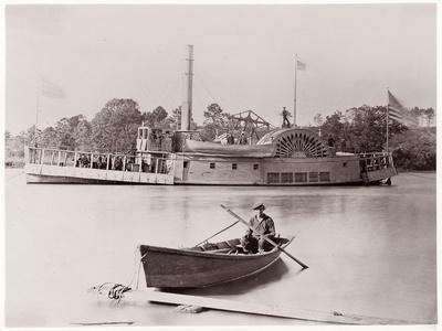 U.S. Gunboat, 1861-65