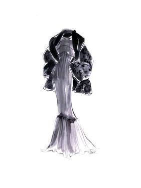 Evening Coat by Tina Amico