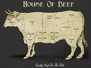 House Of Beef by Tina Carlson
