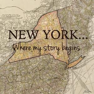 New York Story by Tina Carlson