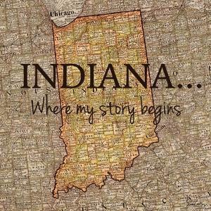 Story Indiana by Tina Carlson