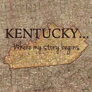 Story Kentucky by Tina Carlson