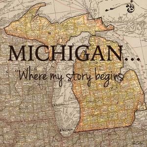 Story Michigan by Tina Carlson