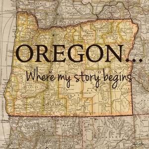 Story Oregon by Tina Carlson