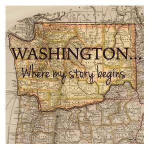 Story Washington by Tina Carlson