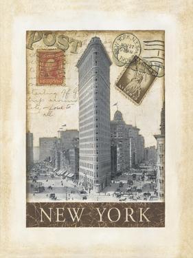 Destination New York by Tina Chaden