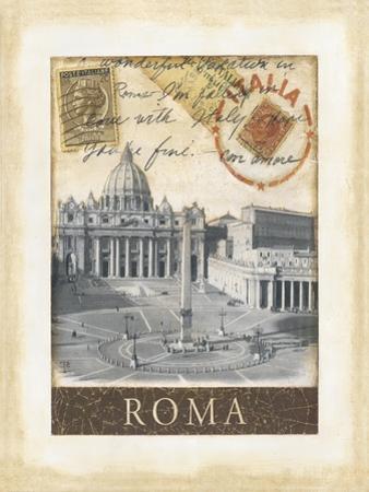 Destination Rome by Tina Chaden