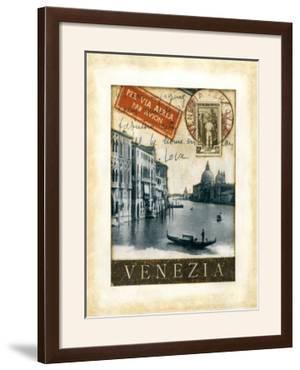 Destination Venice by Tina Chaden