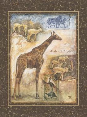 On Safari II by Tina Chaden