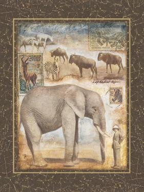 On Safari, no. 3 by Tina Chaden