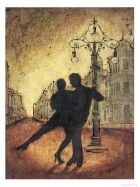 Tango Romance by Tina Chaden