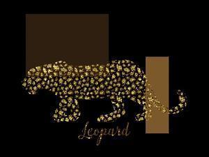 2 Golden Leopard by Tina Lavoie