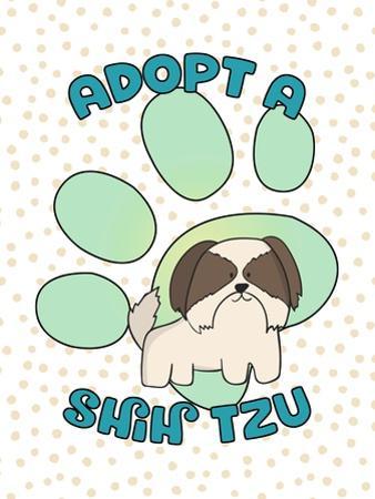 Adopt A Shih Tzu by Tina Lavoie