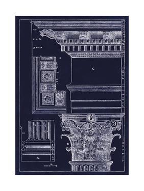 Andrea Palladio Corinthian Capital 1557 by Tina Lavoie