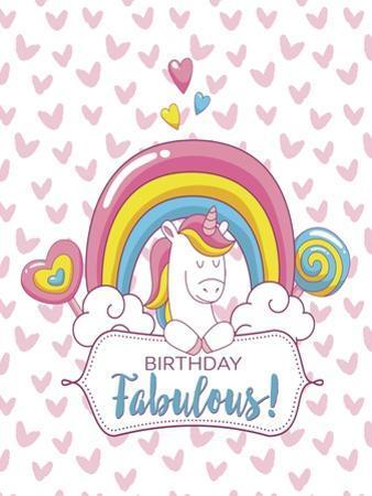 Birthday Fabulous by Tina Lavoie