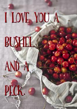 Bushel and a Peck by Tina Lavoie