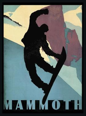 Mammoth Mountain Winter Sports II by Tina Lavoie