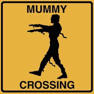 Mummy Crossing by Tina Lavoie