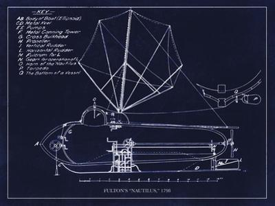 The Nautilus 1798 by Tina Lavoie