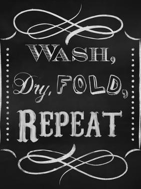 Wash Dry by Tina Lavoie